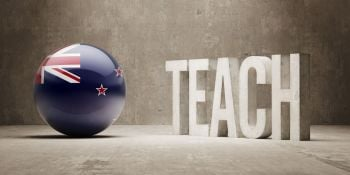 Calling all Teachers… New Zealand Needs You